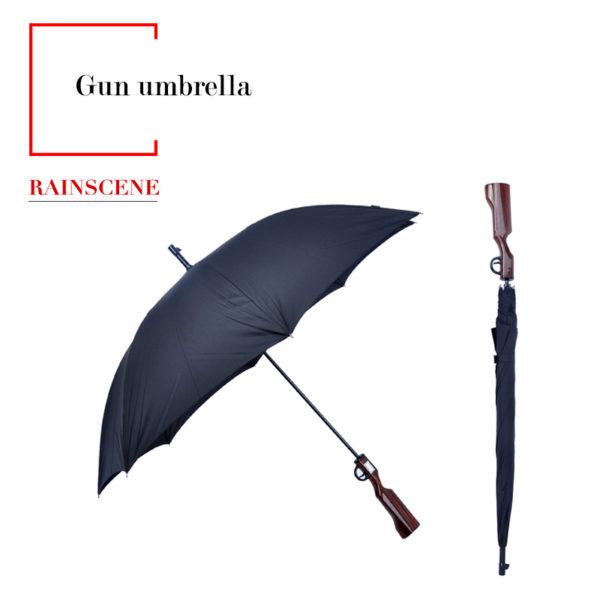 gun umbrella