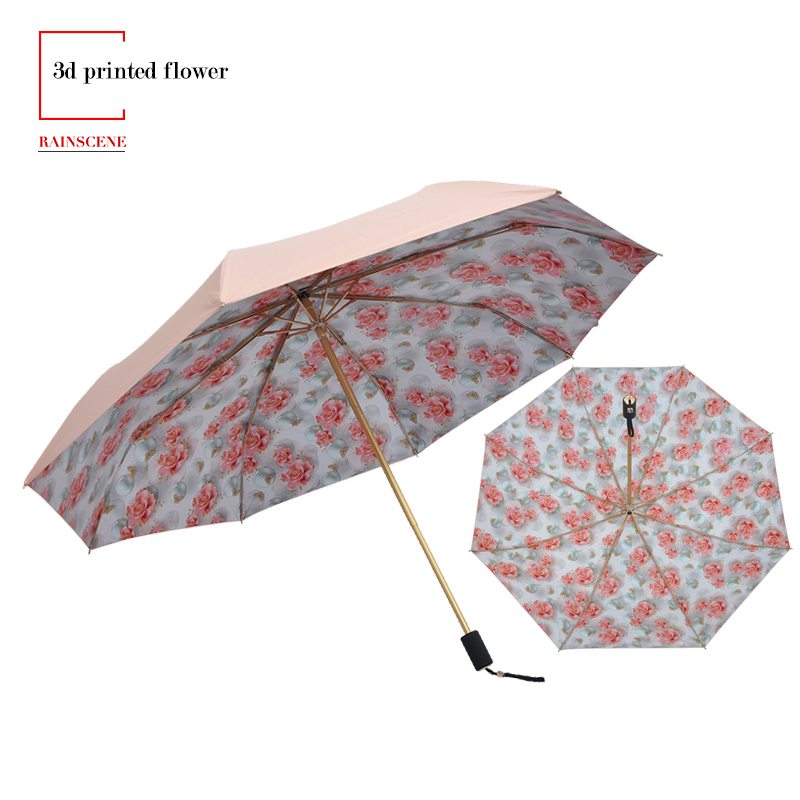 custom print umbrella