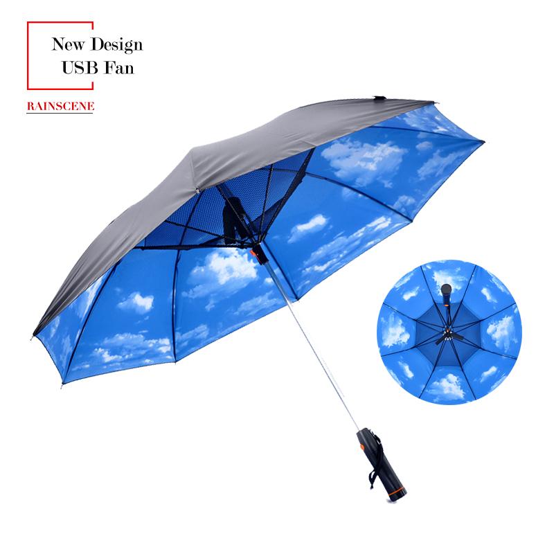 umbrella fan