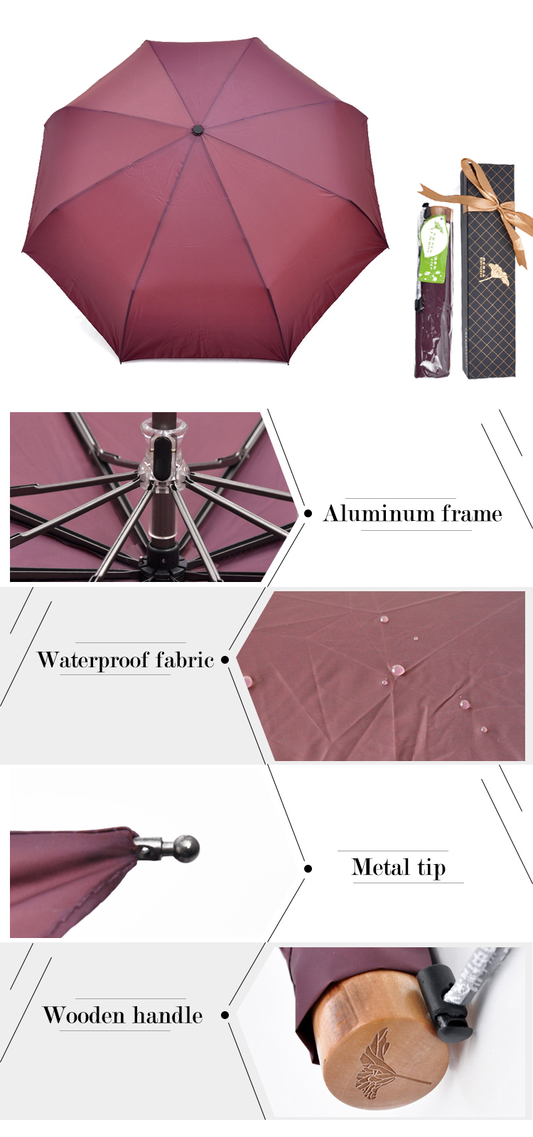 high end umbrella