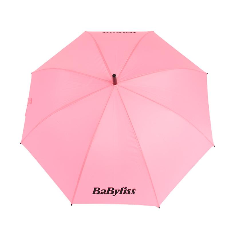 golf pink umbrella